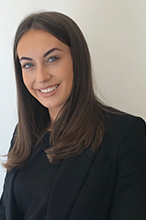 Lois Huntington trainee solicitor