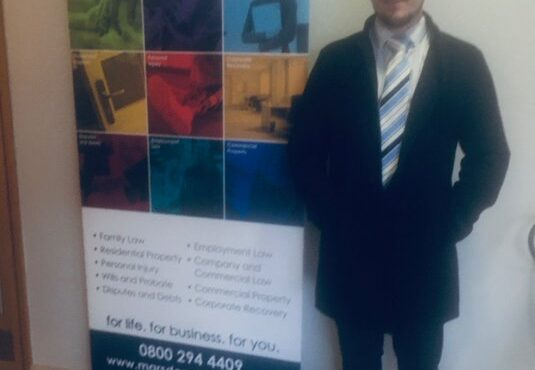 Curtis Booth family law solicitor