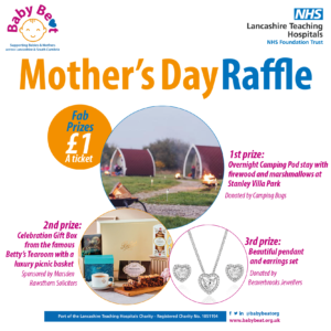 Baby Beat Mothers Day Raffle 2021