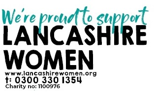 We're proud to support Lancashire Women